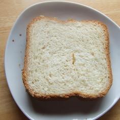 HB★残り物で食パン