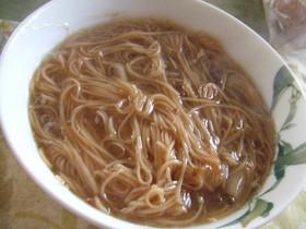 本場台湾の味!大腸麺線☆