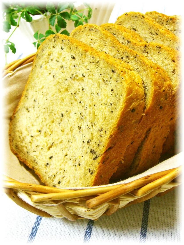HB*早焼き*甘~ぃ❤ゴマ黒糖パン
