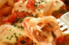 ♪サバのトマトチーズ煮♪