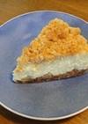 濃厚!豆腐☆アップルチーズケーキ