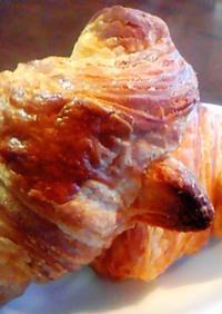 冷凍したパンの美味しい食べ方クロワッサン