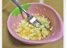 超~簡単!卵のみじん切り♪