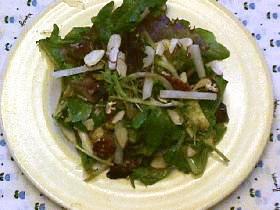 ヒカマとアボカドのサラダ