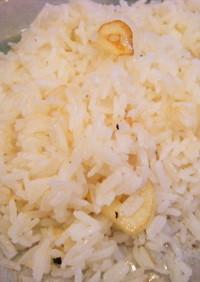 お鍋で簡単—タイ米の炊き方