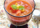 ガスパチョ★夏野菜の冷製スープ★