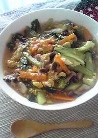 簡単☆中華のシャキとろ菜