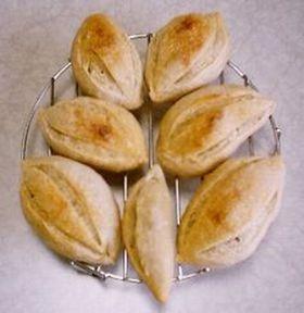 ポップ酵母のバナナブレッド