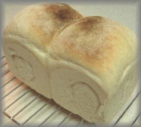 ヨーグルト酵母食パン