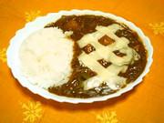 ★野菜ジュース・青汁入り栄養満点カレー★の写真