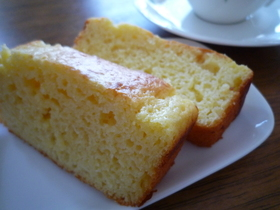 HKMで作るヨーグルトのパウンドケーキ♡
