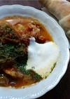 キャベツのトマトスープ煮
