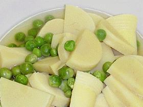 旬のタケノコで超簡単なあっさり煮