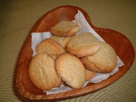 絶対お勧め!さくさくレモンクッキー