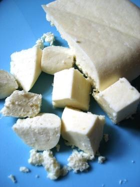 カレー用・デザート用チーズ パニール