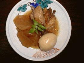 ☆簡単!燻たまご<鶏手羽・たまご・大根のべっこう煮>☆