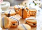 ラムレーズン・バターサンドクッキー