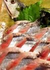 海鮮!秋刀魚の刺身(秋刀魚の捌き方)