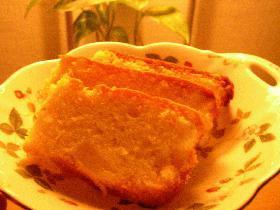 ★パイナップル★パウンドケーキ
