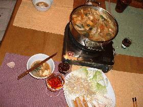 【お母さん】麻婆(マーボー)鍋