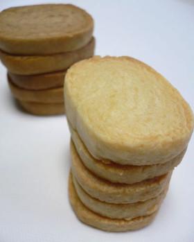 がりっと厚焼きアイスボックスクッキー