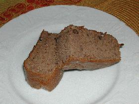 あずきチョコレートケーキ