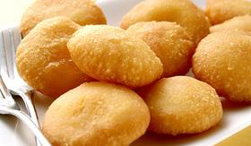 大豆粉とカマンベールのスナック