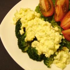 野菜に合う セロリのタルタルソース(風)