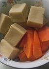 ★戻しなし★高野豆腐の煮物
