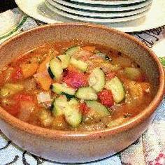 野菜た?っぷり!スープ