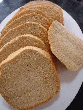 ちょっとイタリアンなトマト食パン