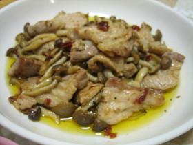 イタリアンな豚肉料理