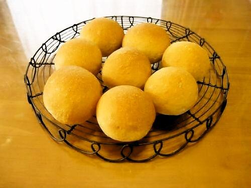 シンプル na 食事パン