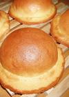 ぼうしパン (ぼうしパンの型使用)