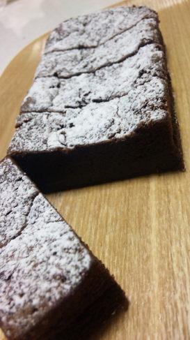 しっとり濃厚◆生チョコケーキ