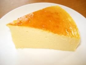ふんわり♡スフレチーズケーキ♪