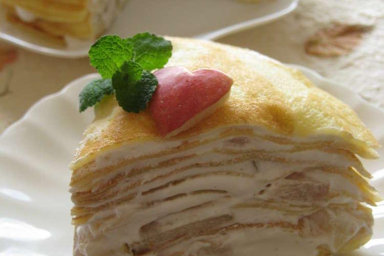 米粉 クレープ レシピ