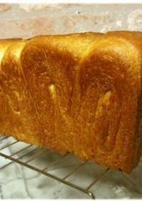 デニッシュみたい^^角ブリオッシュ食パン