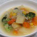 野菜たっぷり❤洋風みそ汁