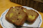 ほくほく♡薩摩芋ケーキ プロテイン入り♪の写真
