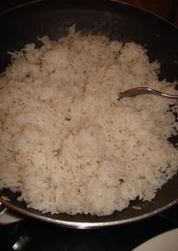 カレー用ご飯に カルダモンライス