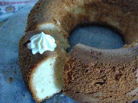 はちみつリングケーキ