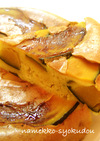 ●炊飯器で焼く☆超簡単パンプキンケーキ●