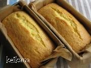 ホットケーキミックスと豆腐で超簡単ケーキの写真