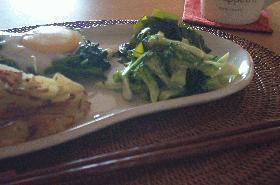 我が家の朝食♪
