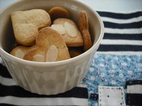 サクサク♪ホットケーキミックスでクッキー