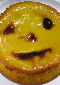 ハロウィンに食べたいかぼちゃのケーキ