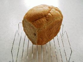 ☆ホームベーカリーでふすま食パン☆