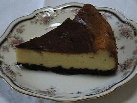 おすすめ!ベイクドチーズケーキ