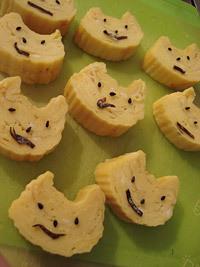 ネコ型玉子焼き【たまごねこ】